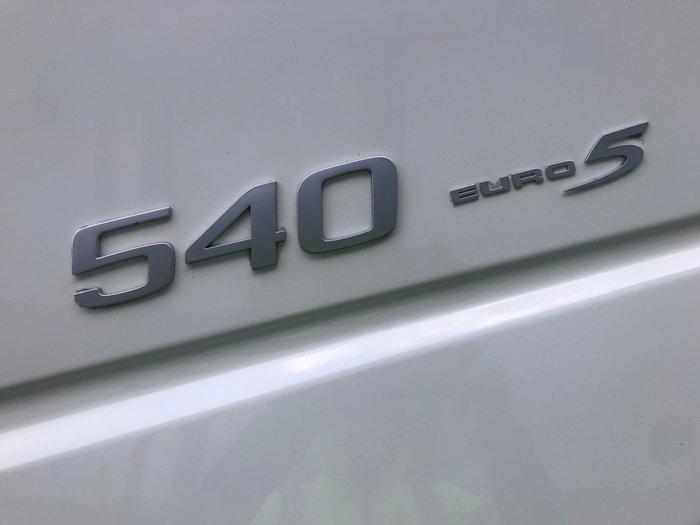 2015 Volvo FH540 GLOBETROTTER