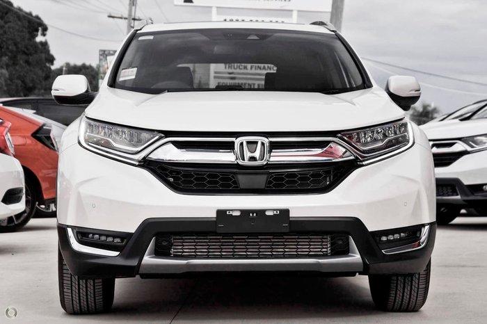 2020 Honda CR-V VTi-LX RW MY20 4X4 On Demand White