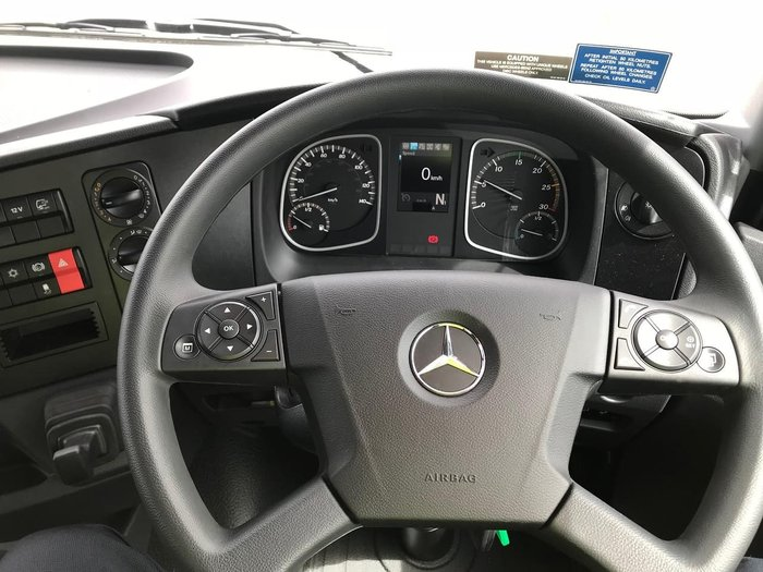 2020 MERCEDES-BENZ ATEGO 1630L null null WHITE