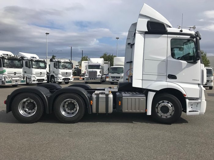 2020 MERCEDES-BENZ ACTROS 2653LS null null null