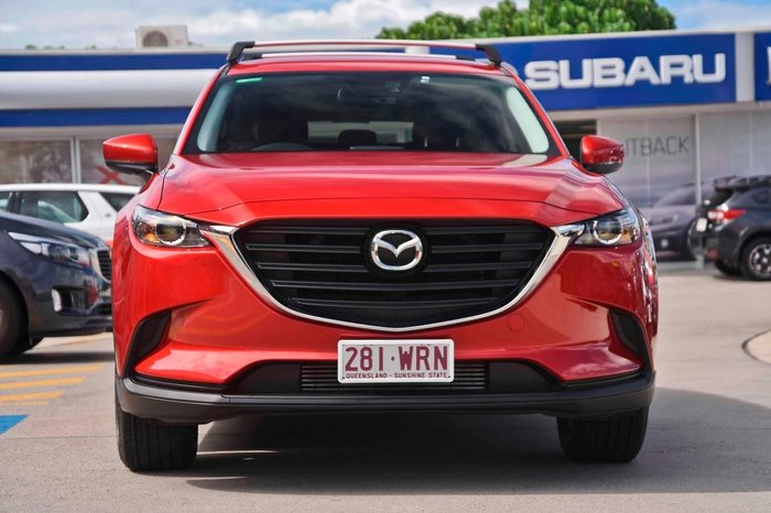 2016 Mazda CX-9 Sport TC 4X4 On Demand Red