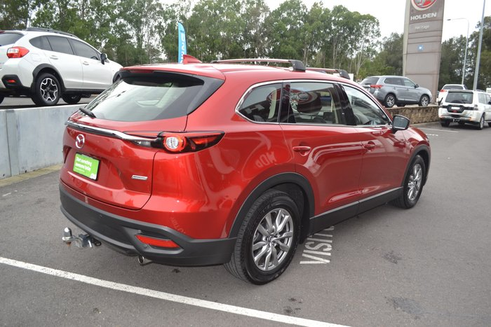 2016 Mazda CX-9 Touring TC Red