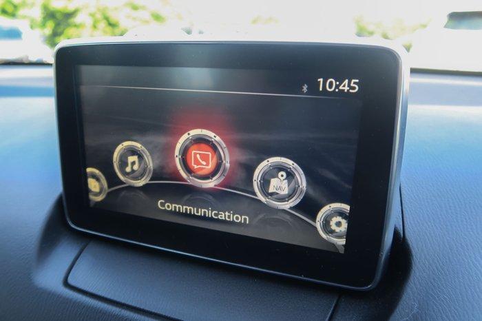 2015 Mazda CX-3 Maxx DK 4X4 On Demand Black