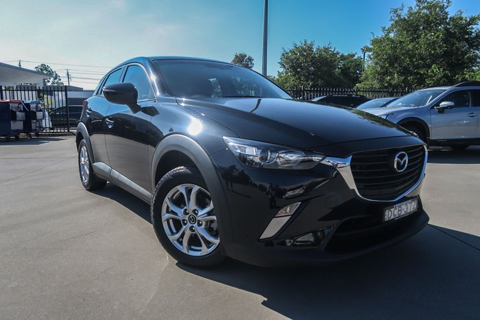 2015 Mazda CX-3 Maxx DK 4X4 On Demand Black