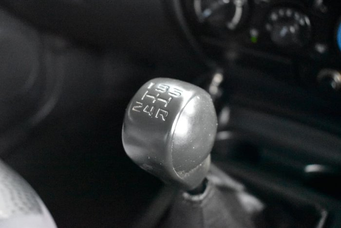 2012 Isuzu D-MAX SX MY12 Silver