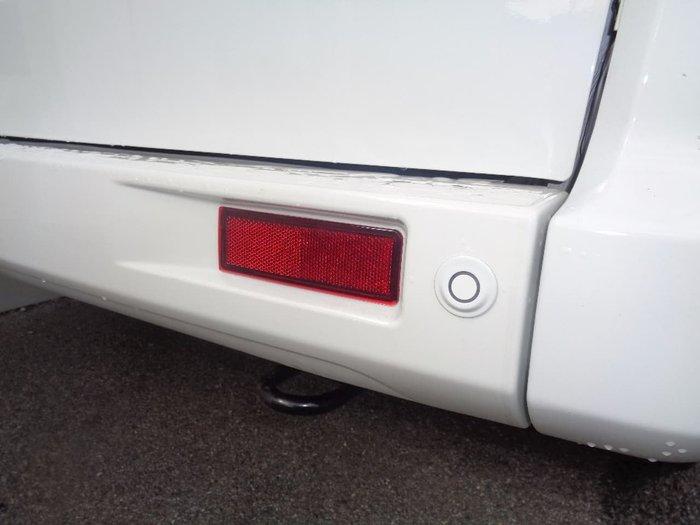 2019 LDV V80 MY19 Blanc White