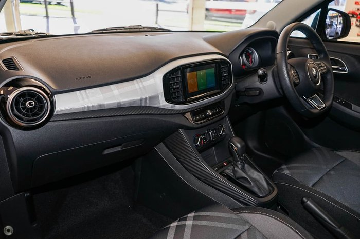2019 MG MG3 Core MY18 Dover White