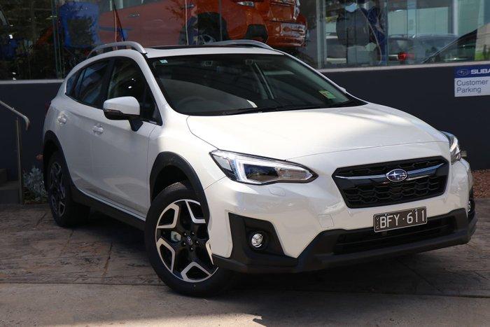 2019 Subaru XV 2.0i-S G5X MY20 Four Wheel Drive White