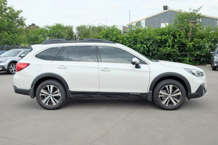 2019 Subaru Outback 2.5i Premium 5GEN MY19 Four Wheel Drive White