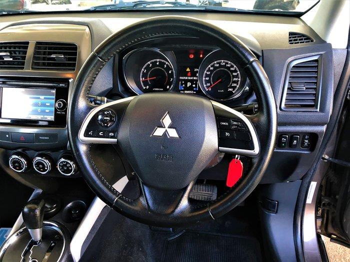 2013 Mitsubishi ASX XB MY14 Bronze