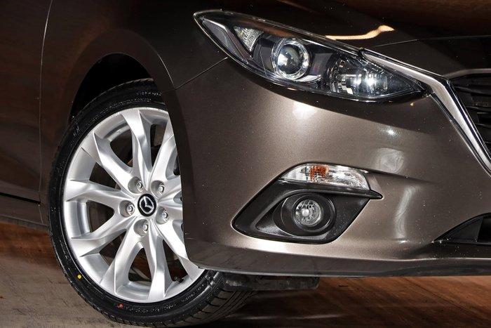 2014 Mazda 3 SP25 BM Series Brown