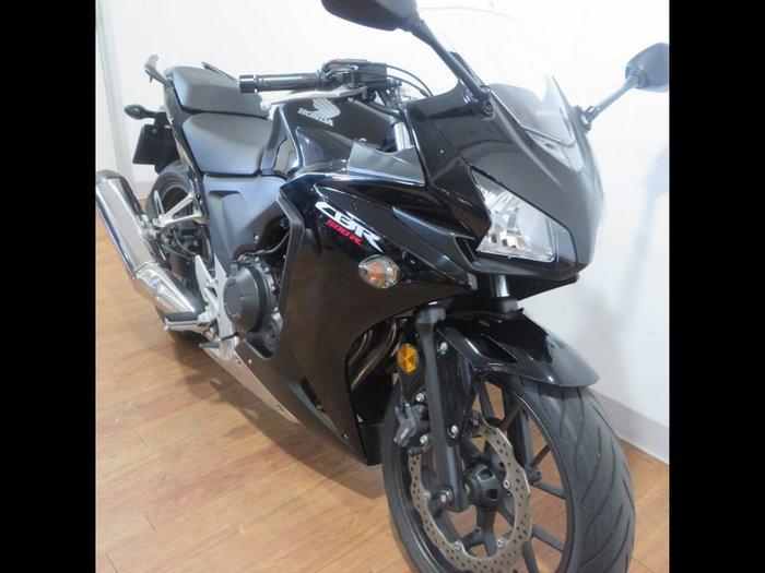 2014 Honda CBR500R (ABS) Black