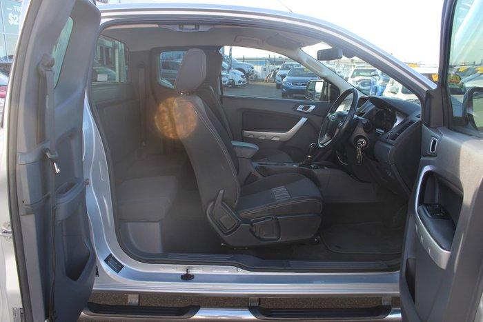 2013 Ford Ranger XLT PX 4X4 Dual Range Silver