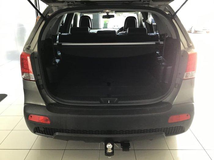 2011 Kia Sorento Platinum XM MY12 Four Wheel Drive Silver