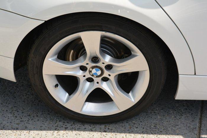 2011 BMW 3 Series 320i Lifestyle E90 MY11 White