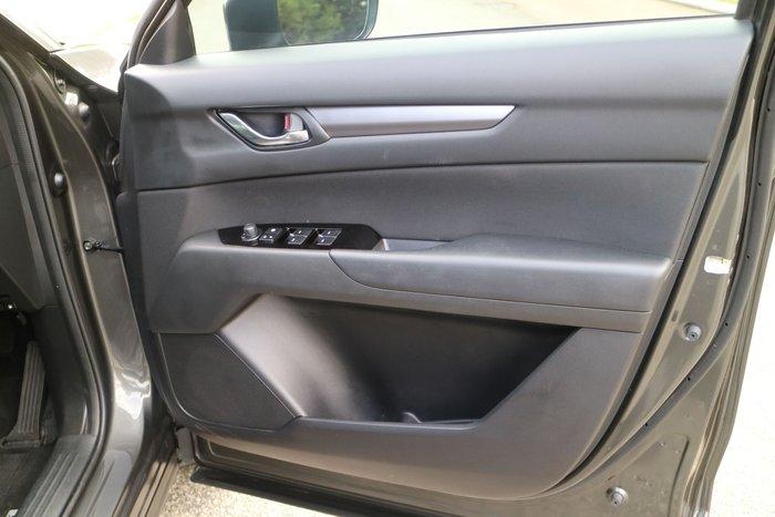2017 Mazda CX-5 Maxx KF Series Grey