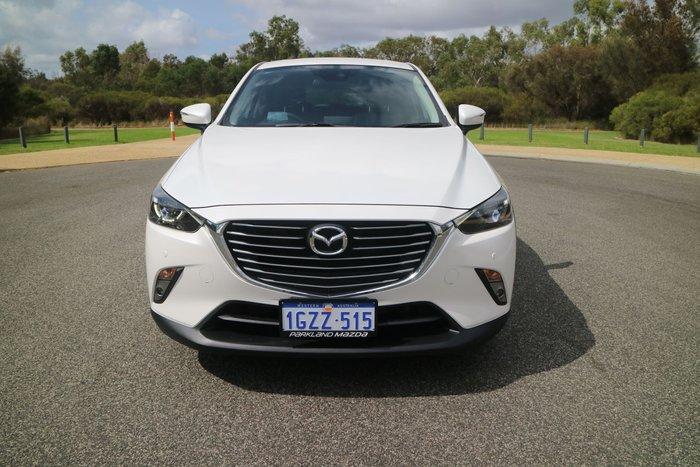 2016 Mazda CX-3 sTouring DK 4X4 On Demand White