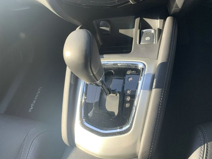 2017 Nissan QASHQAI Ti J11 PLATINUM