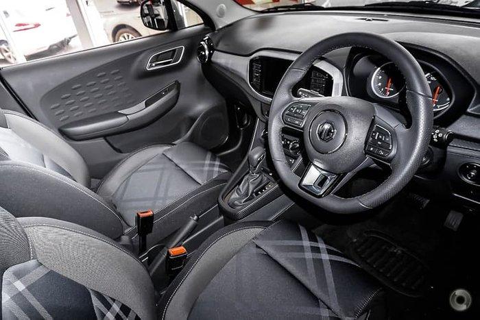 2019 MG MG3 Core MY18 Black
