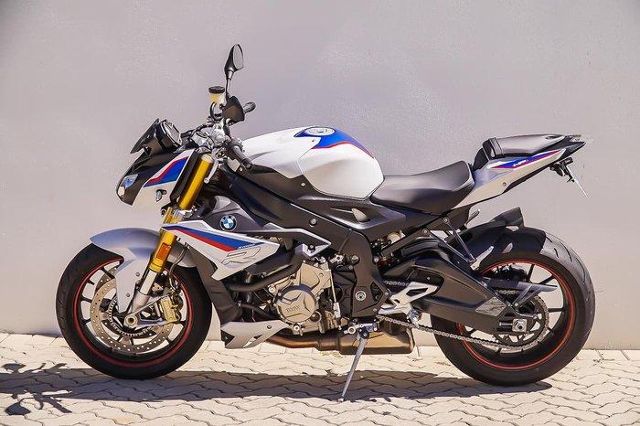 2018 BMW S 1000 R SPORT null null White