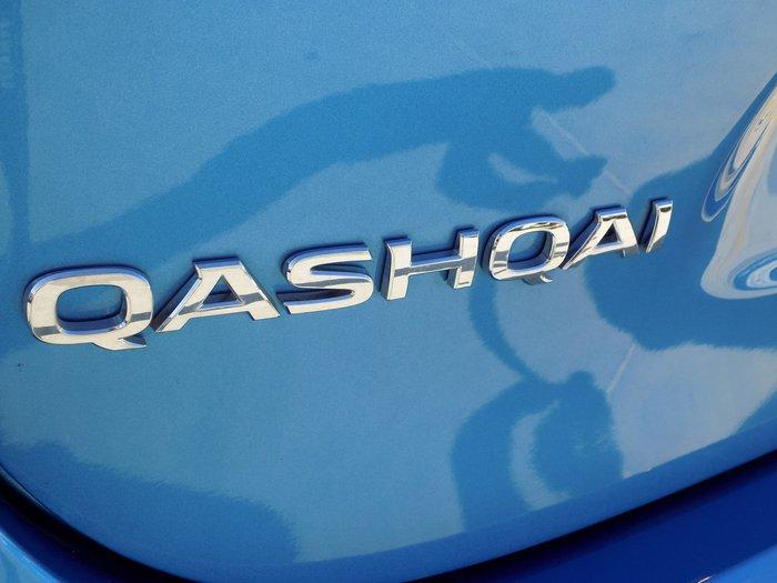 2019 Nissan QASHQAI ST+ J11 Series 3 MY20 Blue
