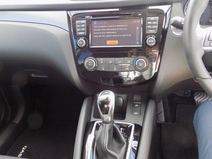 2019 Nissan QASHQAI ST-L J11 Series 2 Silver
