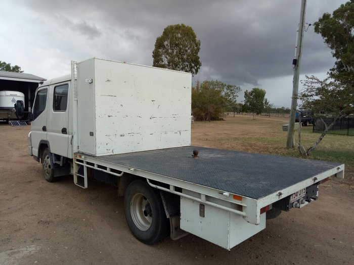 2003 Hino FD TRAY WITH SIDE GATES