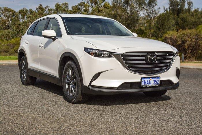 2020 Mazda CX-9 Sport TC 4X4 On Demand White