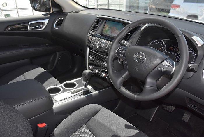 2019 Nissan Pathfinder ST+ R52 Series III MY19 Grey