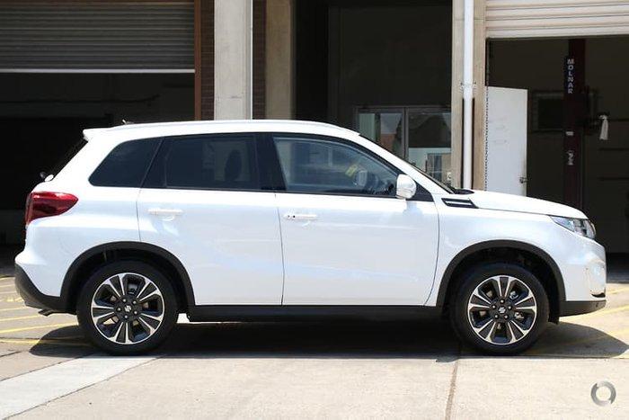 2020 Suzuki Vitara Turbo LY Series II 4X4 On Demand White