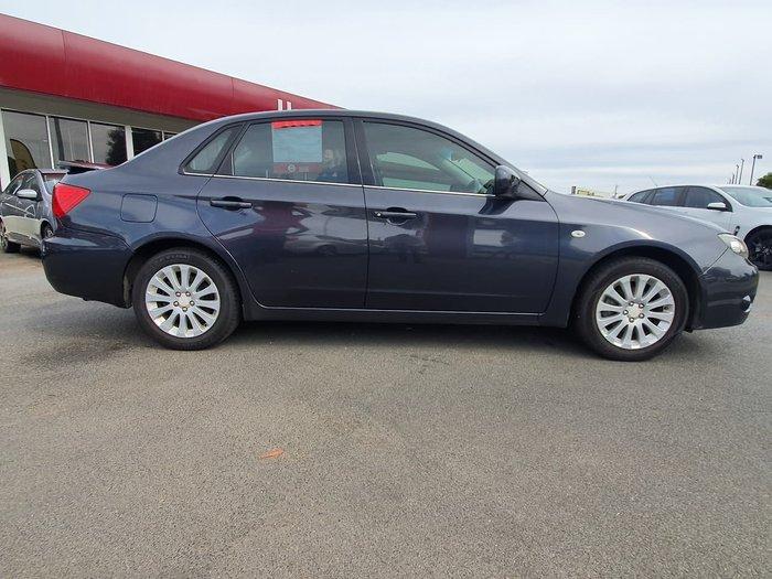 2009 Subaru Impreza R G3 MY09 Four Wheel Drive Grey