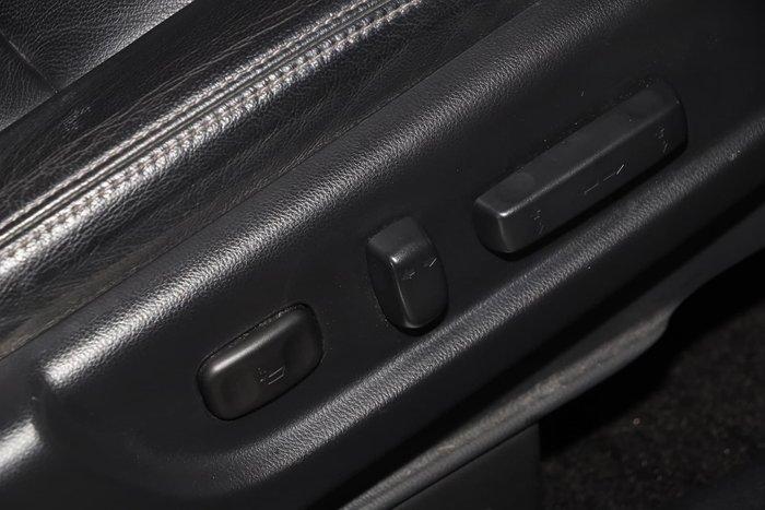 2014 Honda CR-V VTi-L RM Series II MY16 4X4 On Demand Silver