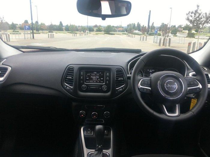 2018 Jeep Compass Sport M6 MY18 COLORADO RED