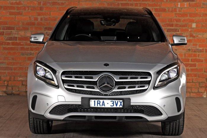 2019 Mercedes-Benz GLA-Class GLA180 X156 Silver