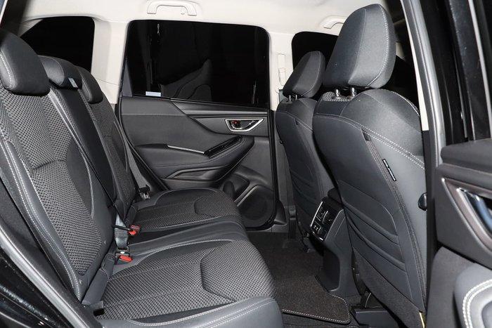 2019 Subaru Forester 2.5i Premium S5 MY19 Four Wheel Drive Black