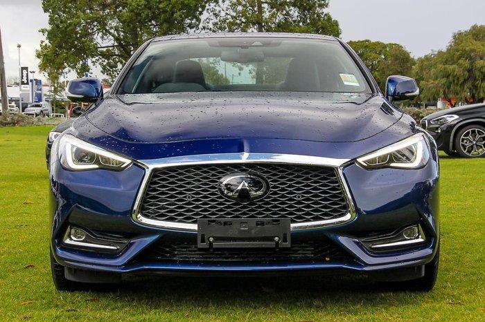 2019 INFINITI Q60 Pure V37 Blue