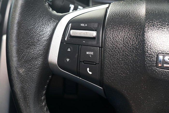 2015 Isuzu D-MAX LS-U High Ride MY15 Grey