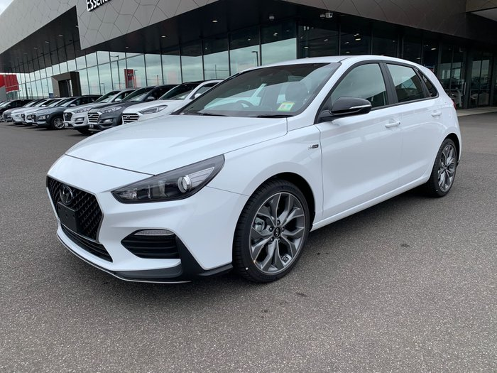 2019 Hyundai i30 N Line