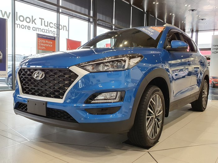 2020 Hyundai Tucson Active X TL4 MY20 Blue