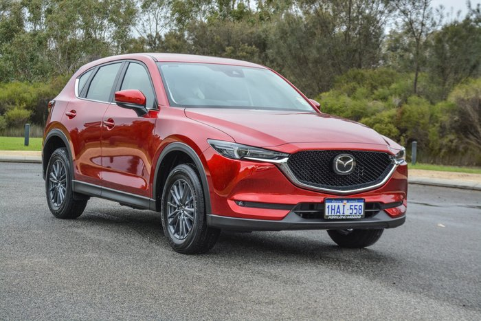 2020 Mazda CX-5 Maxx Sport KF Series Red