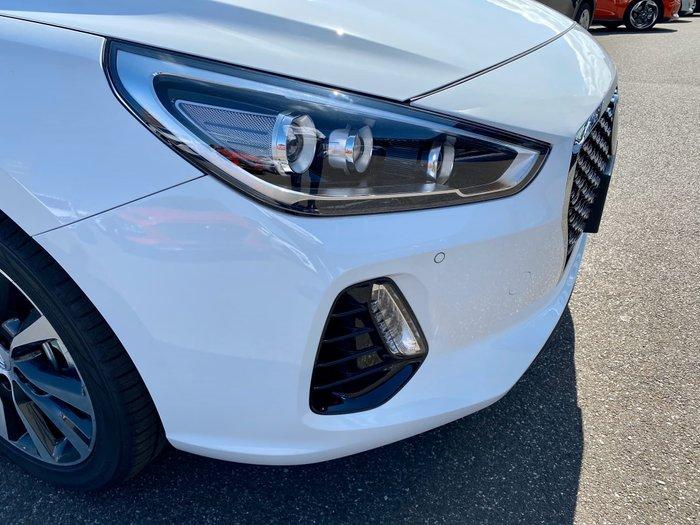 2020 Hyundai i30 Premium PD2 MY20 White