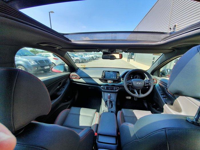 2020 Hyundai i30 N Line Premium PD.3 MY20 Orange