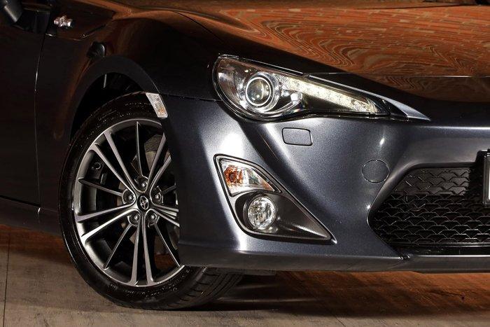 2014 Toyota 86 GT ZN6 MY14 Grey