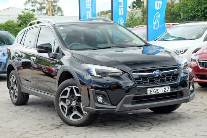 2019 Subaru XV 2.0i-S G5X MY19 Four Wheel Drive Black