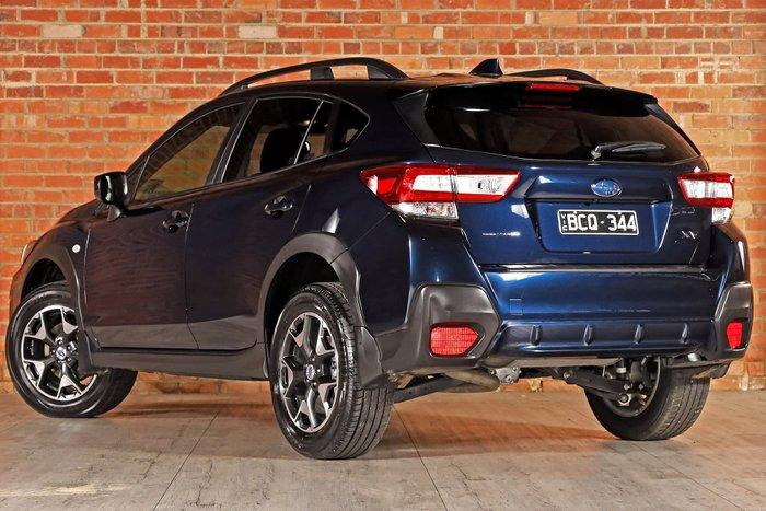 2019 Subaru XV 2.0i G5X MY19 Four Wheel Drive Blue