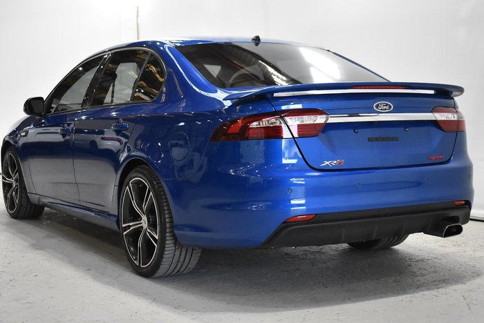 2016 Ford Falcon XR6 Turbo FG X Blue