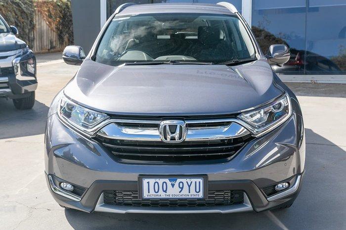 2018 Honda CR-V VTi-S RW MY19 4X4 On Demand Grey