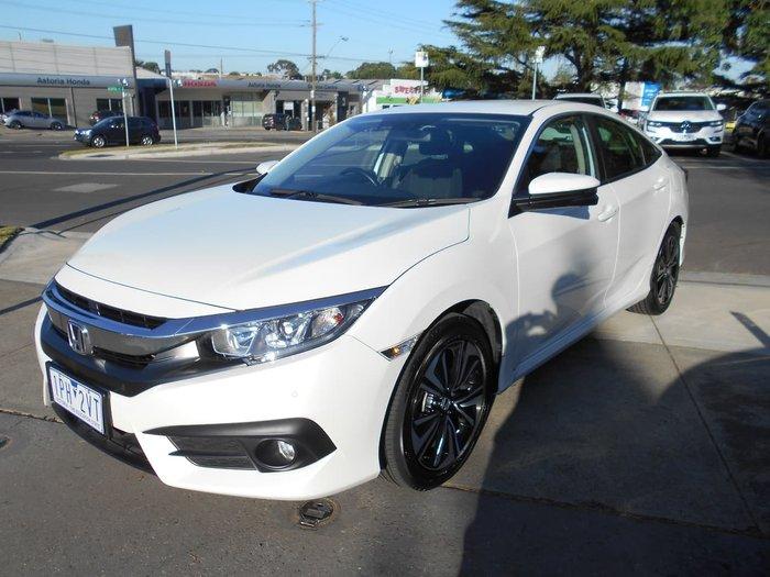 2018 Honda Civic VTi-L 10th Gen MY18 White