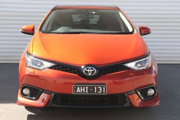 2015 Toyota Corolla Levin ZR ZRE182R Orange