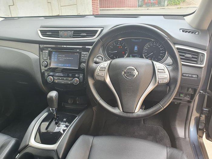2015 Nissan X-TRAIL ST-L T32 Blue